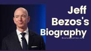 Jeff Bezos Ki Biography