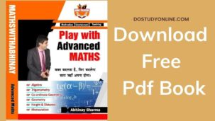 Play With Advanced Maths By Abhinay Sharma All Pdf Download