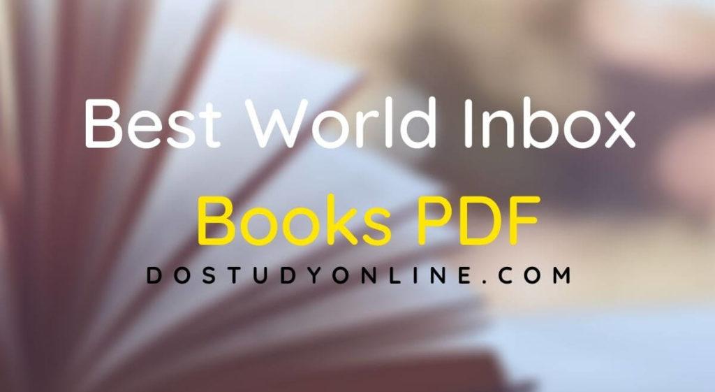 Best World Inbox Books PDF dOwnload
