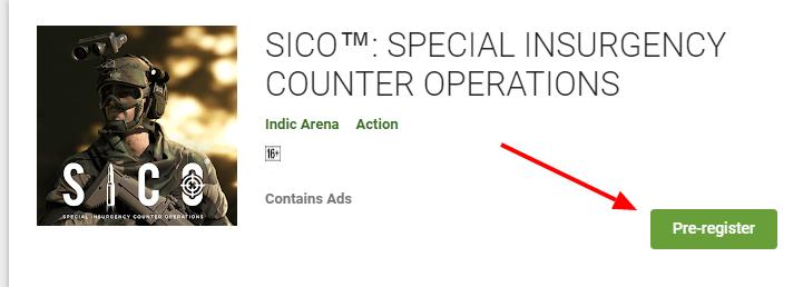 Preregister SICO Game